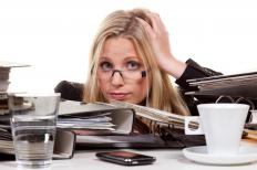People who are overworked might need more or longer breaks to control mood swings.