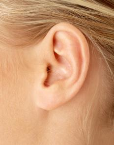 There are many causes for ear itch.