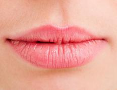 Coconut oil is a moisturizing lip treatment.