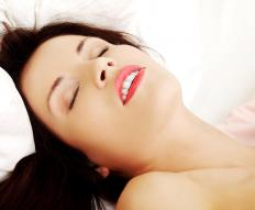 Sleeping in certain positions can lead to snoring in women.