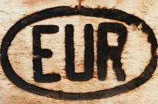 Some companies use laser marking to burn logos into wood or metal.