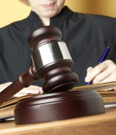 Judges may serve an FTA warrant to individuals failing to appear in court.