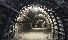 Dim conditions in mines pose a serious safety risk to miners.