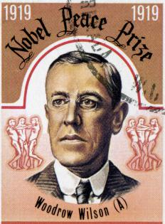 U.S. President Woodrow Wilson established the Federal Land Bank during his time in office.