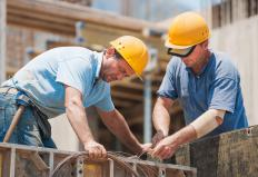 Protective equipment and proper training are examples of occupational health policy.