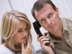 Prank calls are a type of shenanigan that may be irritating for the victim.
