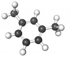 Xylene is an aromatic hydrocarbon.