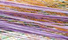 Denier is the measurement of the thickness of the individual fibers of yarn or thread.