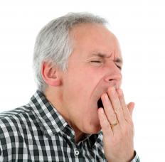 There are various causes of excessive yawning.