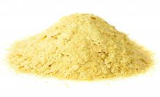 Nutritional yeast is thought to be a healthy variety of yeast in comparrison to candida.