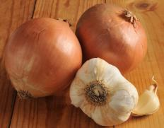 """Studies suggest that garlic may be beneficial in forming """"good"""" HDL cholesterol, particularly among women."""