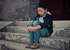 Reactive attachment disorder may cause children to want to be left alone.