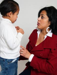 Guidance counselors may help children with behavioral issues.