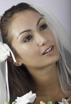 Arranged marriages might be encouraged by a bride's family to increase their status.