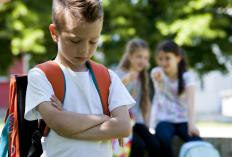 Some social bullies may have been victims of bullying earlier in life.