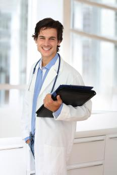Med school graduates must complete a residency training program.
