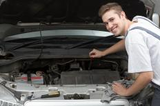 A tune up is a relatively simple job that some people prefer to do themselves.