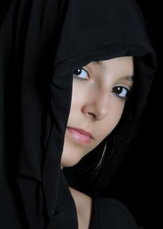 A Muslima may refer to a younger, socially aware Muslim woman.