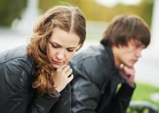A relationship counselor may help couples overcome communication problems.