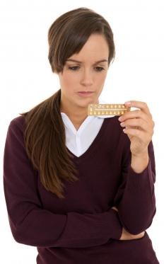 Birth control pills that contain the hormone progesterone may cause excess vaginal discharge.