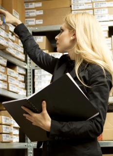 Inventory software can make taking inventory incredibly easy.