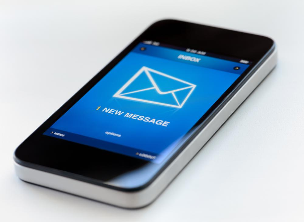 A voicemail server can email or text message users so they know they have new voicemails.