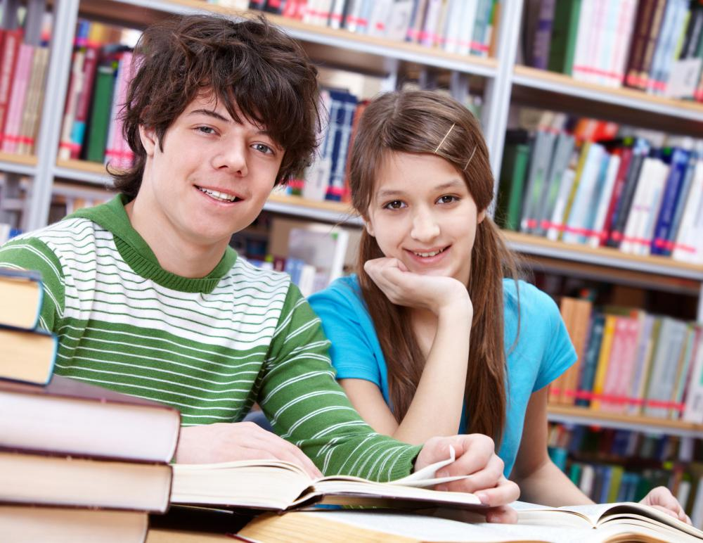 Students who have strong Spanish skills may tutor other students in the language.