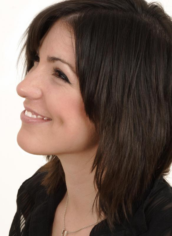 Shoulder Length Thick Hair Short Layered Haircuts 45