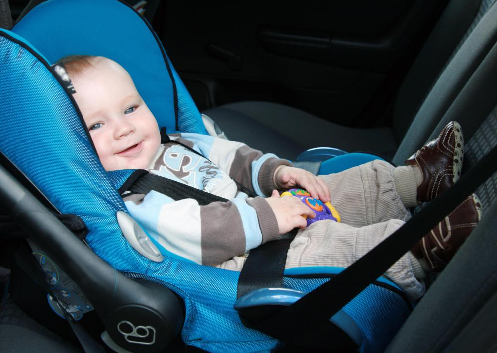 Babies under 20 pounds are required in all states to be placed in rear-facing car seats.