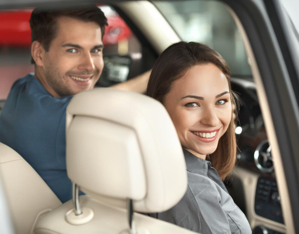 Couples may consider joint ownership of a car.