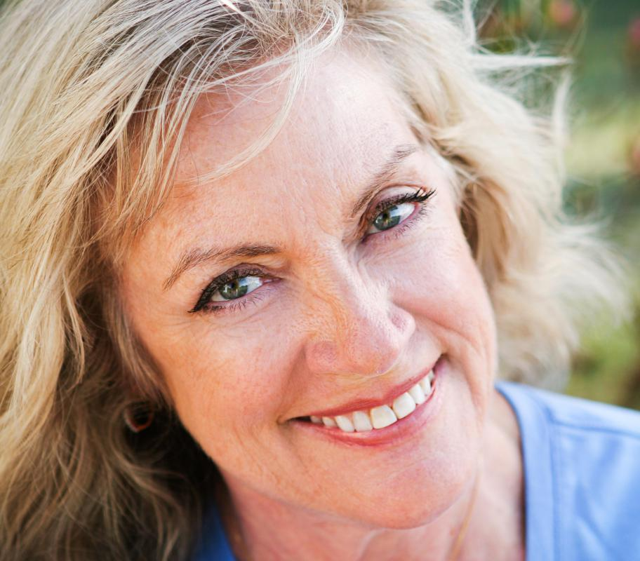 Secondary vaginismus may occur during menopause.