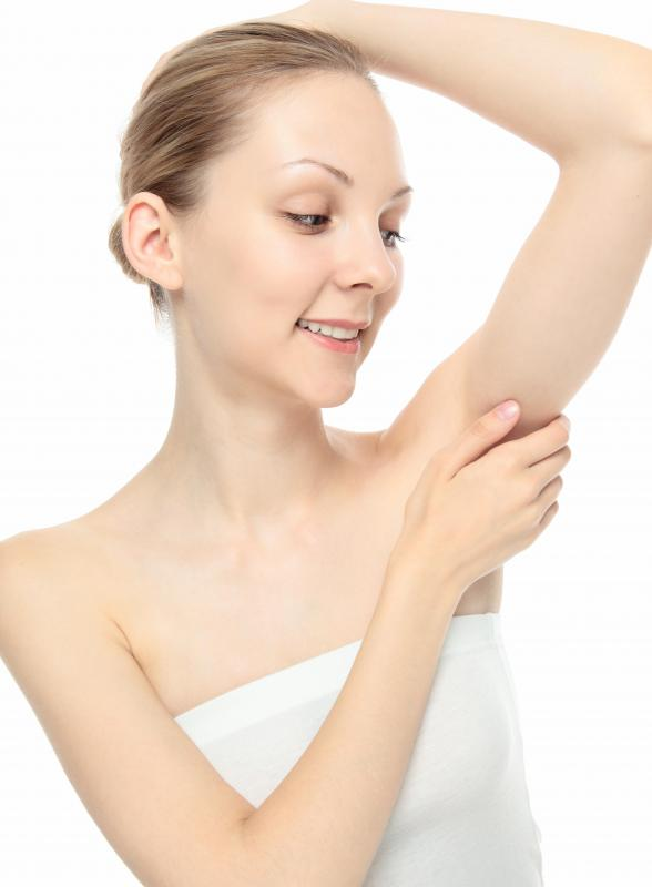 Sugar waxing allows hair to be removed in a way similar to traditional waxing.