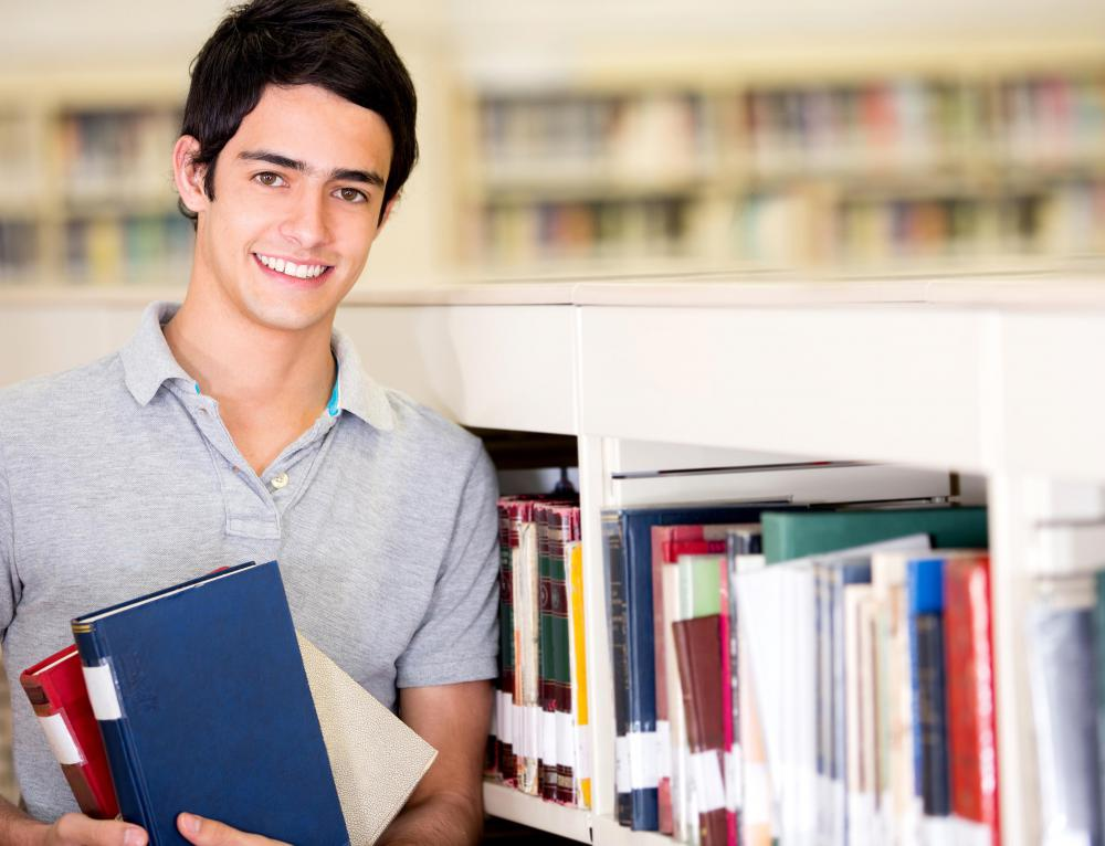 Education specialists may work in a library and run tutoring programs.