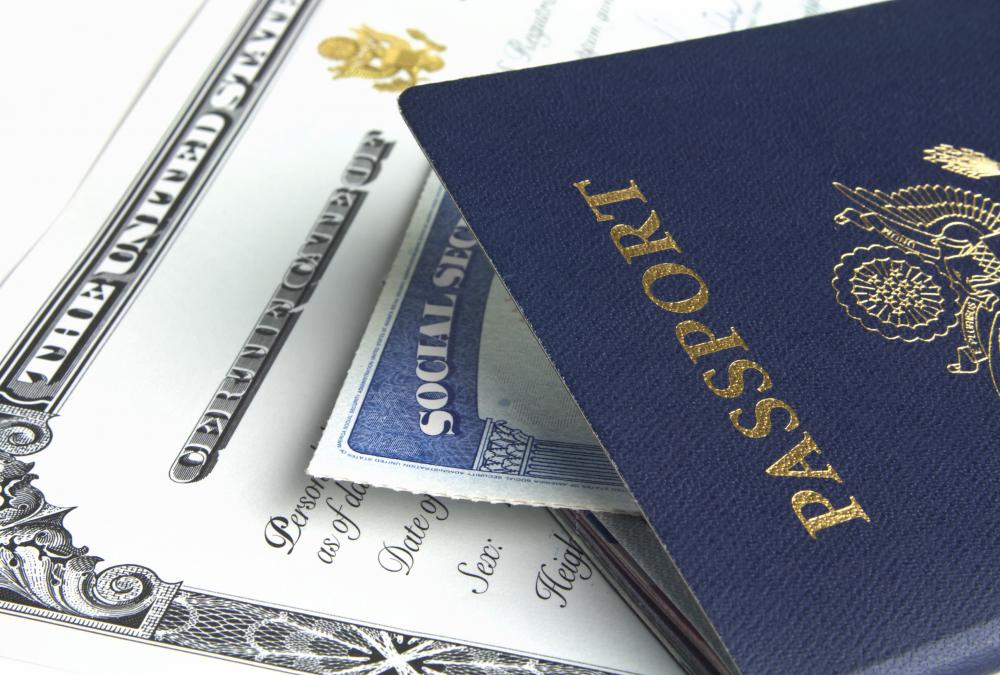 Proof of citizenship is necessary to obtain a Social Security card.