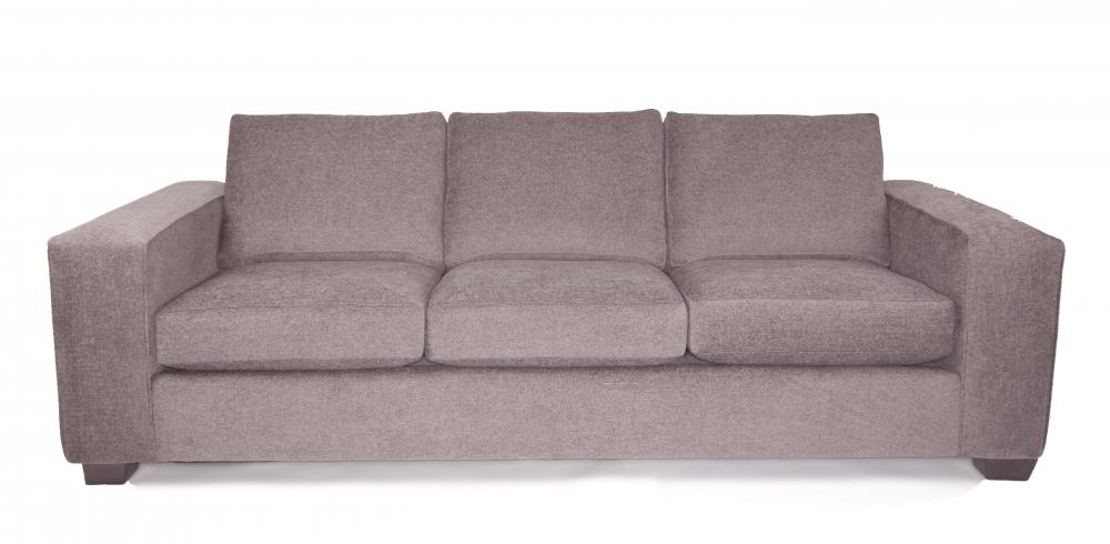 Faux suede sofas are very popular.