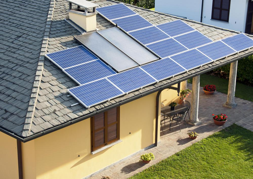 How Can I Use Solar Power In My Home With Pictures