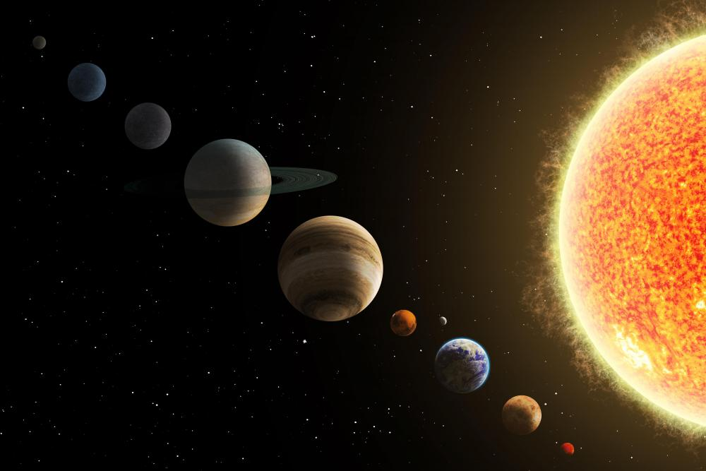 Nibiru, or Planet X, is thought to be a distant planet in this solar system with a 3,600-year orbit around the sun.