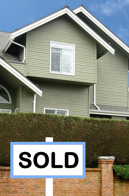 Foreclosed homes typically sell at competitive prices.