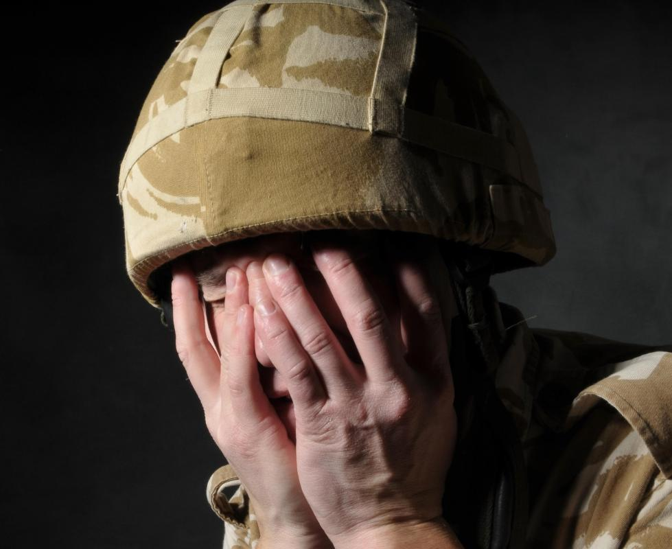 Post-traumatic stress disorder is a psychiatric condition that results from physical or emotional trauma.
