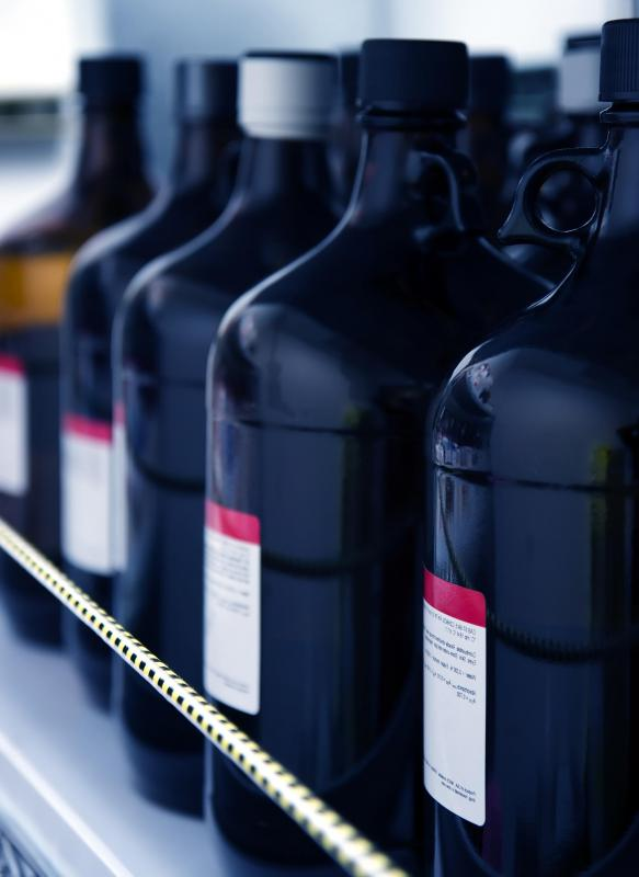 Industrial parts cleaners include include detergents, solvents, vapors, acid and alkaline solutions, abrasive particles, vapors, biological organisms, and sometimes just plain water.