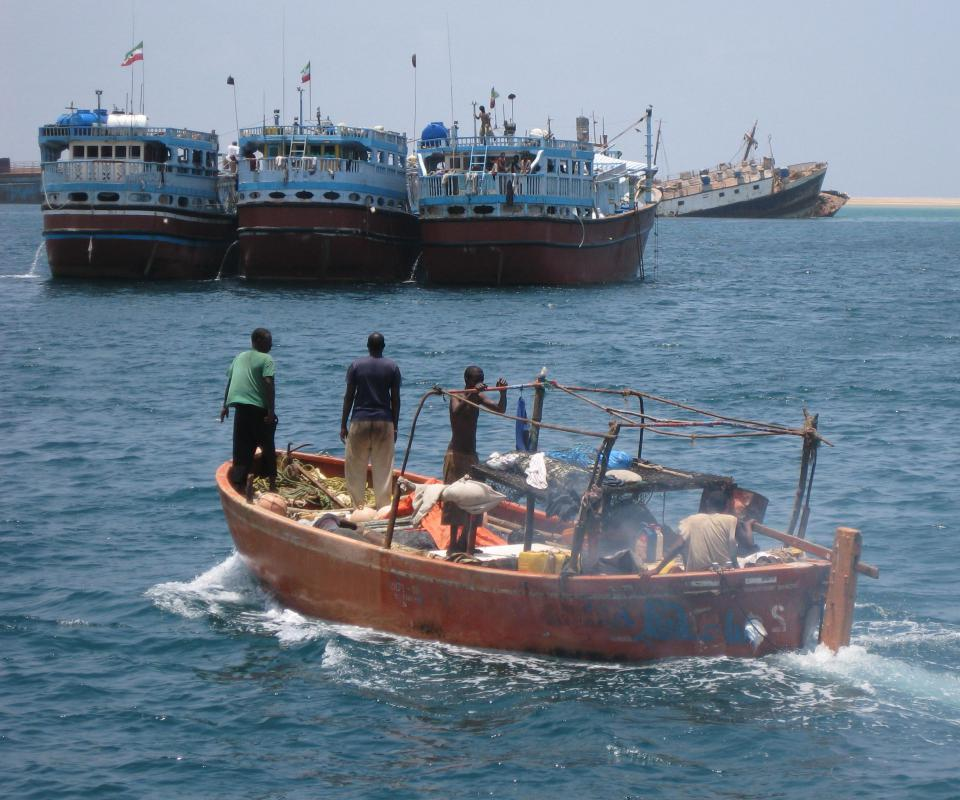 Somali pirates have been known to hijack ships and demand ransom in return.