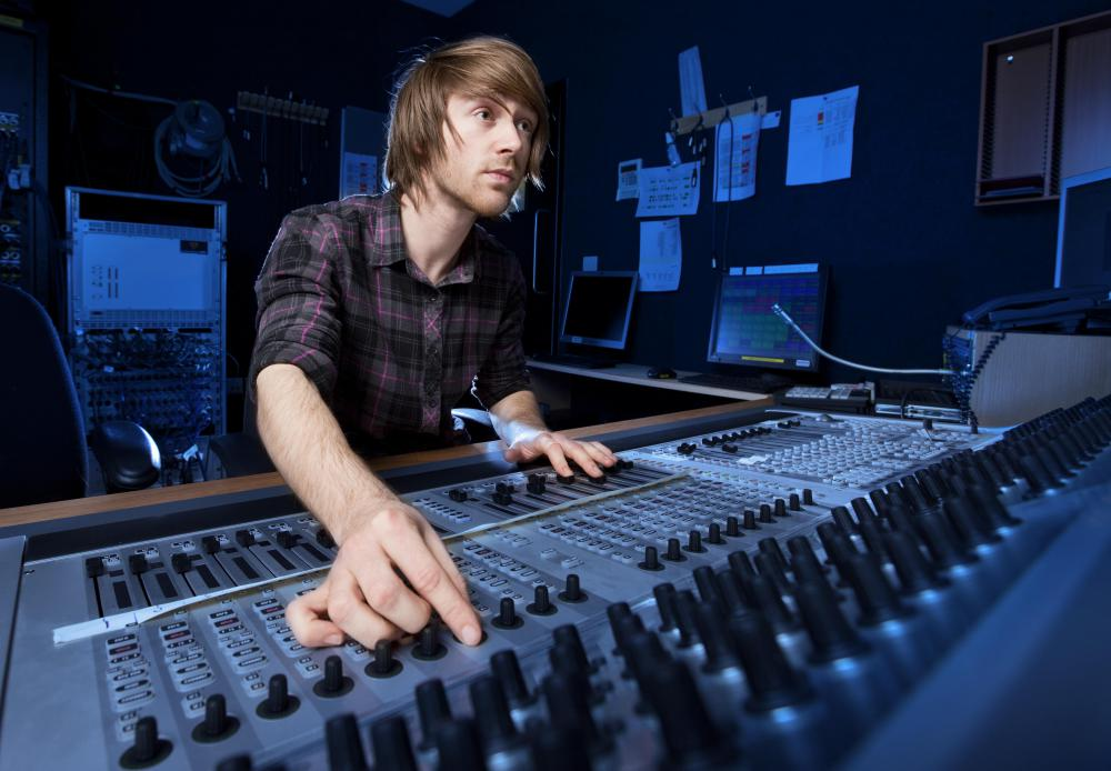 Sound recorders and engineers are a key part of the music industry.