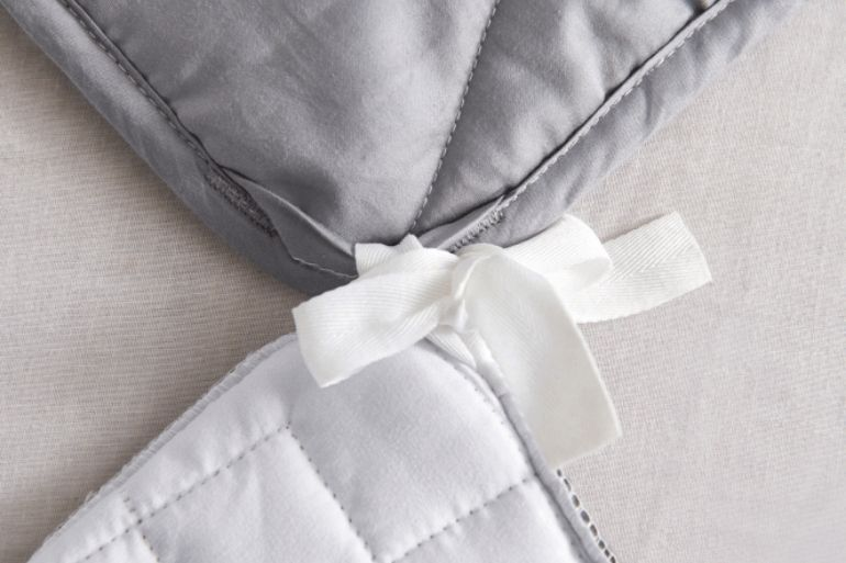 weighted blanket for hot sleepers