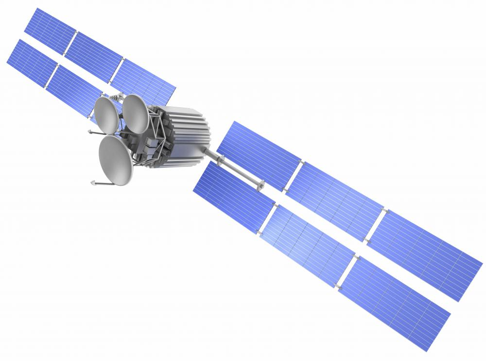 A 3G standard network may incorporate communications satellites.