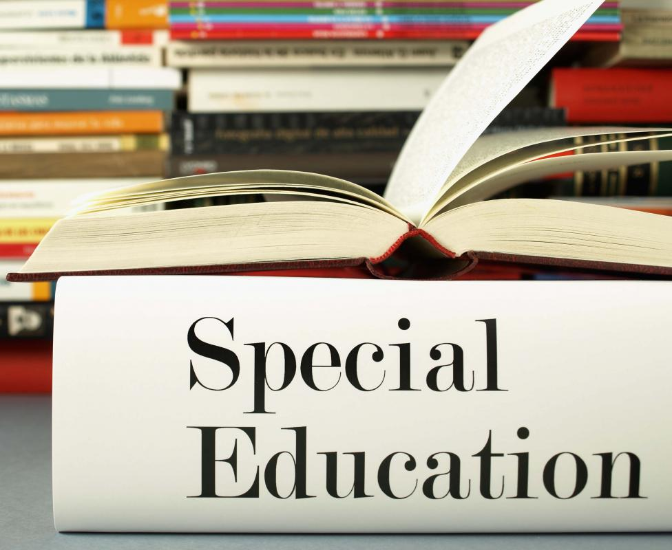 Special education may be offered prior to kindergarten.