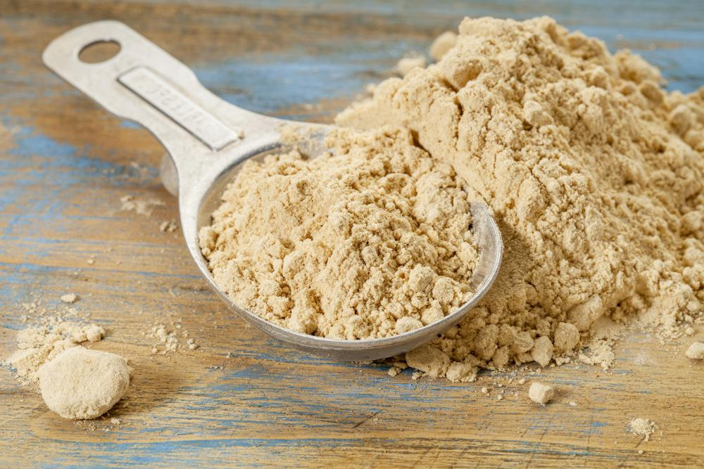 Gelatinized maca has had its fiber removed to make it more easily digestible.