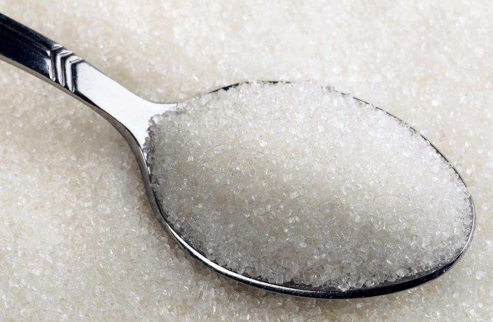 Aspartame is 150 to 200 times sweeter than sugar.