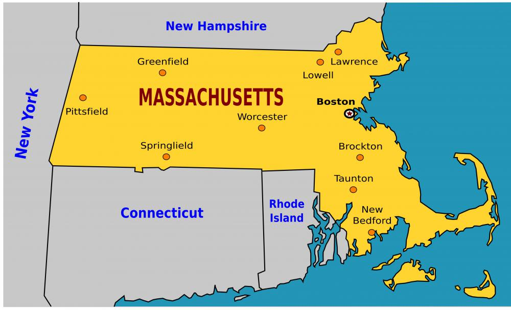Plymouth, Massachusetts, was annexed by the Massachusetts Bay Colony in the 17th century.
