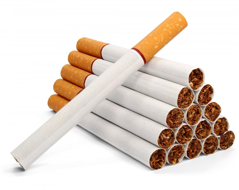Cigarette smoking essay