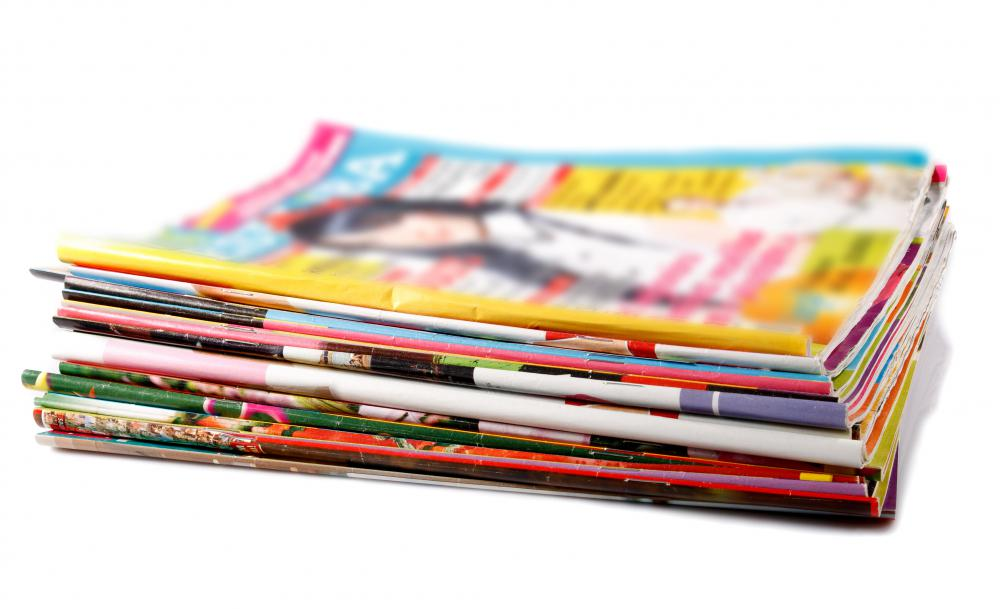 A subscription to a favorite magazine is one idea for a Christmas gift for a teenage girl.